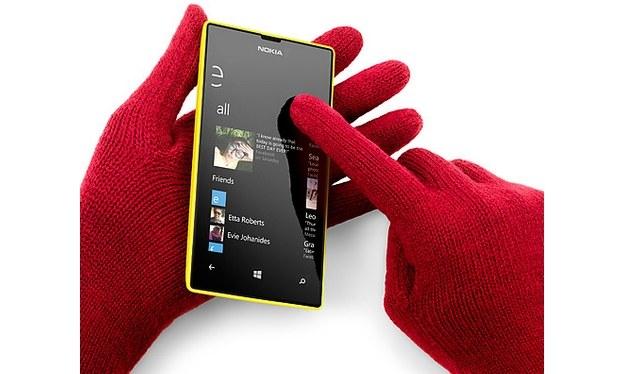 Ekran można obsługiwać w rękawiczkach /materiały prasowe