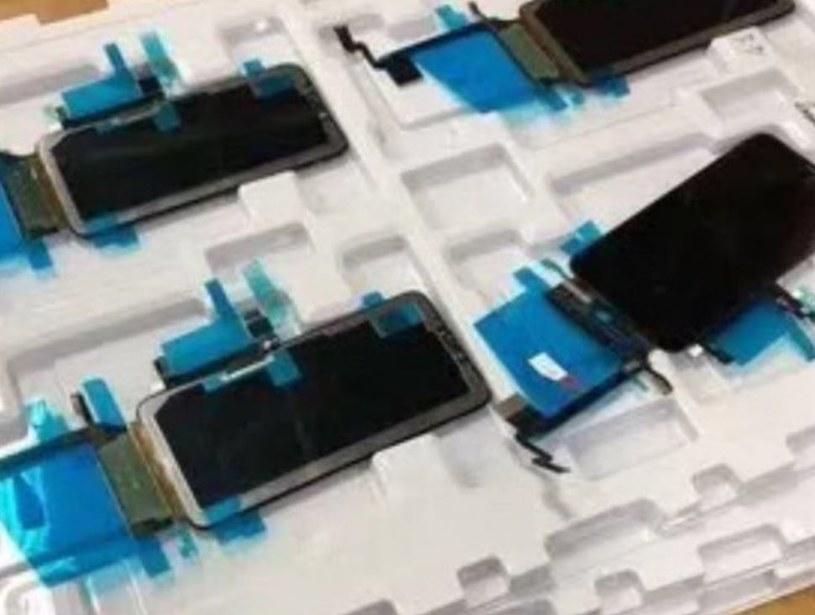 Ekran OLED może sprawić, że smartfon nie będzie kosztował mniej od pozostałych /Twitter