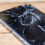 Ekran smartfona  naprawiony w sekundę - niebawem będzie to możliwe