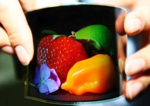 Ekrany LG mają korzystać ze specjalnego rodzaju plastiku - Polymide /android.com.pl