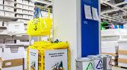 Ekskluzywny dom mody naśladuje Ikeę