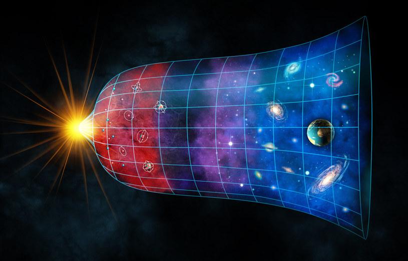 Ekspansja wszechświata, zdjęcie ilustracyjne /123RF/PICSEL