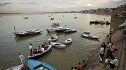 Ekspedycja zbada zanieczyszczenie Gangesu