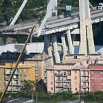 Eksperci alarmują: Resztki mostu w Genui mogą się zawalić