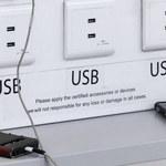 Eksperci: Nie korzystajcie z publicznych stacji ładowania USB
