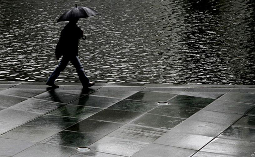 Eksperci nie wykluczają, że może dojść do powodzi. /AFP