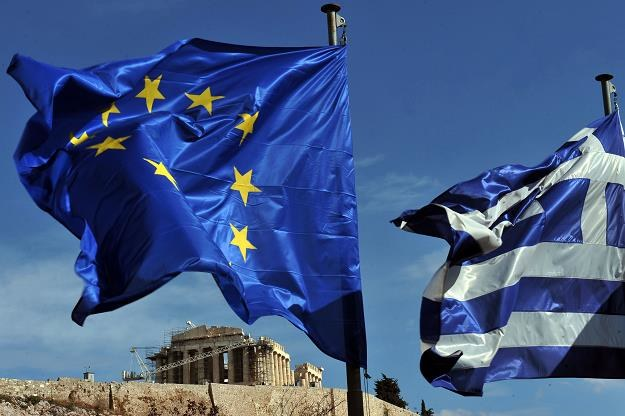 Eksperci ostrzegają przed wyjściem Grecji z eurogrupy /AFP