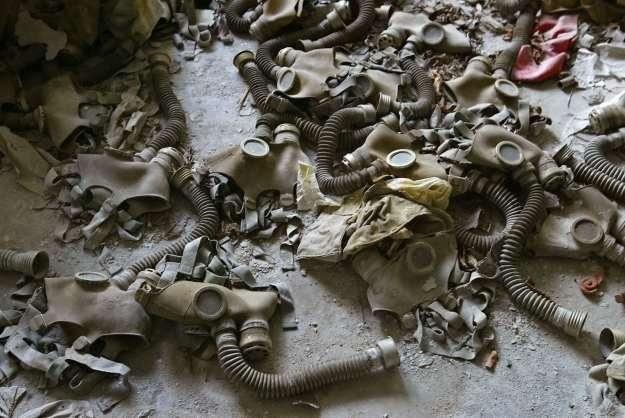 Eksperci są zgodni - działania robaka Stuxnet mogły doprowadzić do powtórki z Czarnobyla /AFP