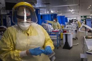 Ekspert: Brytyjski wariant koronawirusa trzeba traktować poważnie