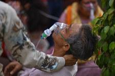 Ekspert o wariancie wirusa z Indii: Nie jest groźniejszy