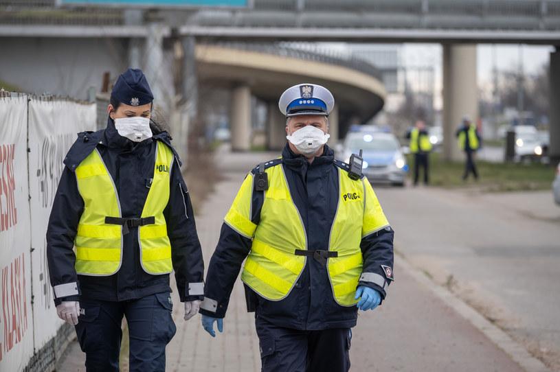 Ekspert rządowy nie wyklucza zaostrzenia restrykcji związanych z pandemią /Dariusz Gorajski /Agencja FORUM