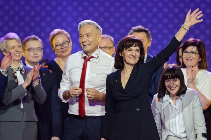Ekspertka ds. prawa cywilnego i gospodarczego Gabriela Morawska-Stanecka (C-P) / Jakub Kamiński