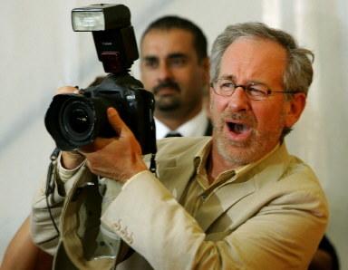Eksperymantator Steven Spielberg /AFP