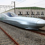 Eksperymentalny pociąg-pocisk osiągnął 382 km/h