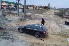 Eksplozja bankomatu w Kielcach