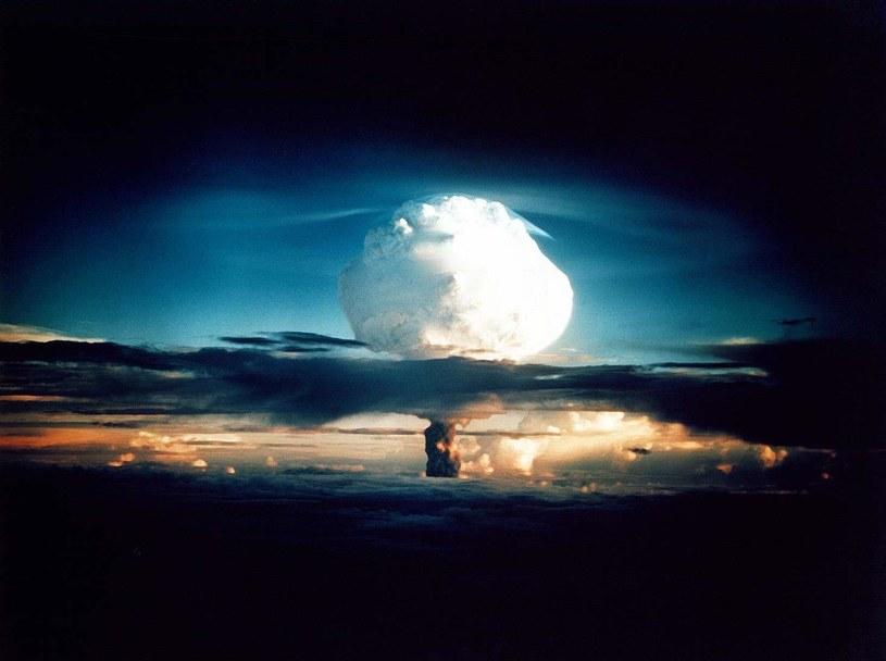 Eksplozja bomby Ivy Mike 1 listopada 1952 roku /AFP