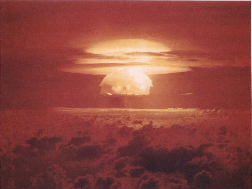 Eksplozja Castle Bravo /Wikipedia