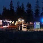 Eksplozja gazociągu na budowie zakopianki