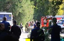 Eksplozja i strzelanina w szkole na Krymie. Liczne ofiary