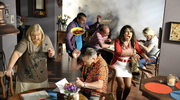 Eksplozja na planie serialu