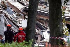 Eksplozja na przedmieściach Antwerpii