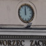 Eksplozja przy Dworcu Zachodnim w Warszawie