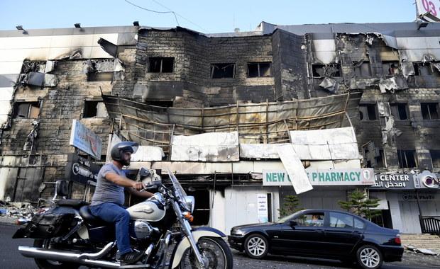 Eksplozja w Bejrucie: 190 ofiar śmiertelnych, 6,5 tys. rannych