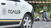 Eksplozja w centrum Kijowa