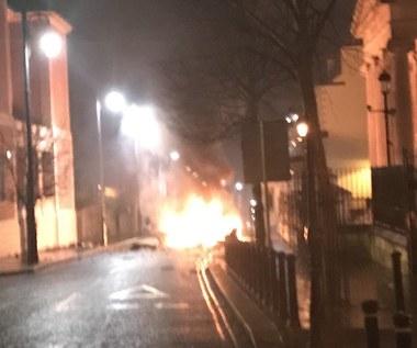 Eksplozja w Londonderry. Zatrzymano podejrzanych