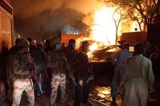 Eksplozja w luksusowym hotelu w Pakistanie. Zginęły trzy osoby