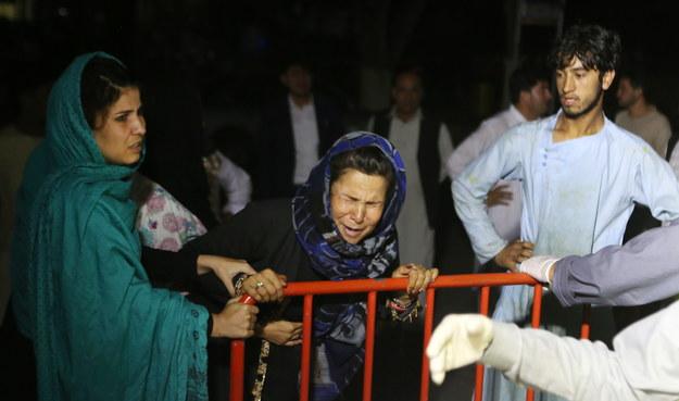 Eksplozja w trakcie wesela w Kabulu. Zginęły 63 osoby