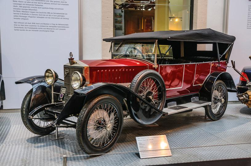 Eksponat w drezdeńskim Muzeum Transportu /123RF/PICSEL