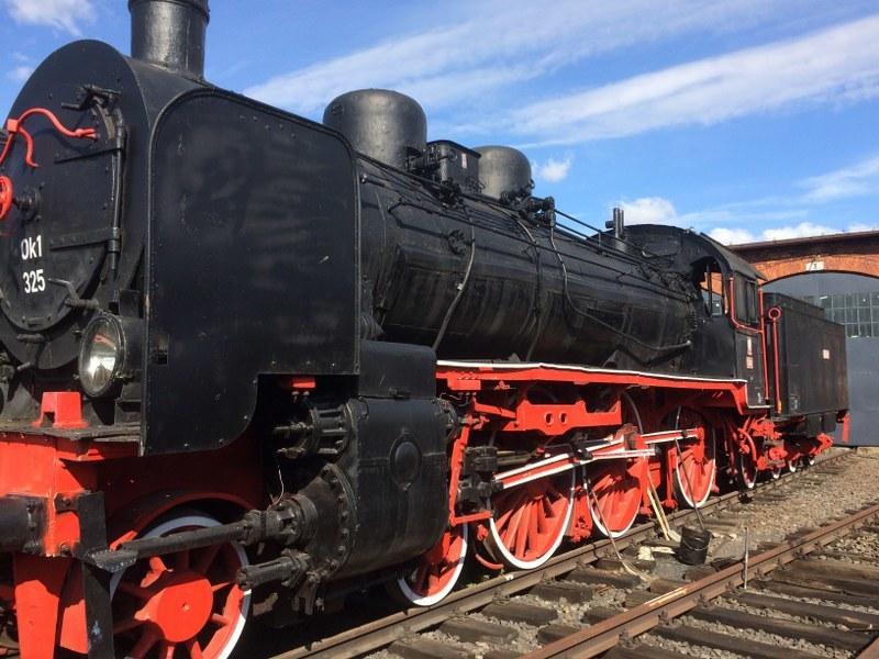 Eksponat z Muzeum Przemysłu i Kolejnictwa na Śląsku w Jaworzynie Śląskiej /Bartek Paulus /RMF FM