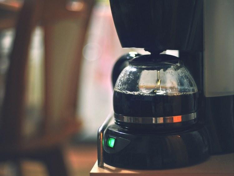 ekspres do kawy jak myć /© Photogenica