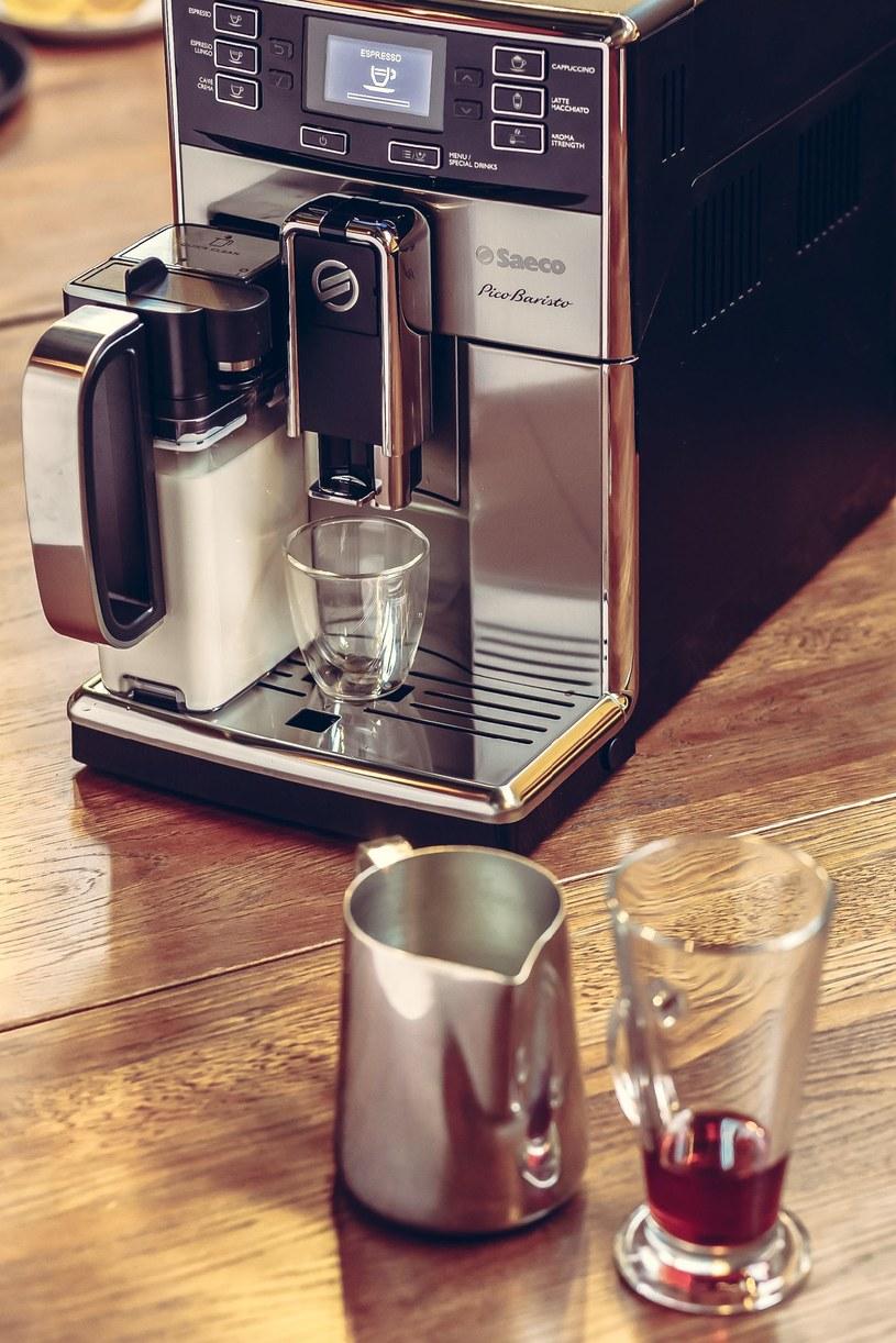 Ekspres do kawy Saeco Xelsis /materiały prasowe