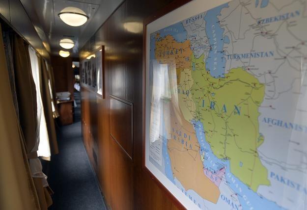 Ekspres Dunajski Złoty Orzeł /EPA