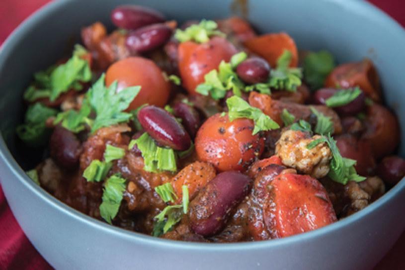 Ekspresowe chili con carne /materiały prasowe