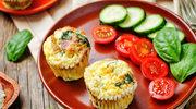 Ekspresowe muffiny śniadaniowe