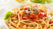 Ekspresowe spaghetti