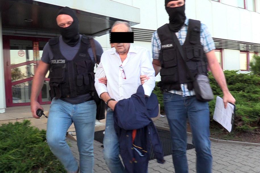 """Ekstradycja z Czarnogóry """"bossa"""" grupy narkotykowej /CBŚP /Policja"""