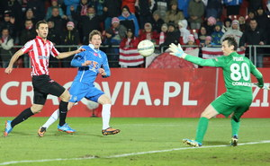 Ekstraklasa: Cracovia - Lech Poznań 1-6