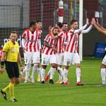 Ekstraklasa: Cracovia pokonała Piasta Gliwice