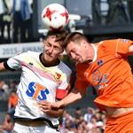 Ekstraklasa: Jagiellonia lepsza od Bruk-Betu