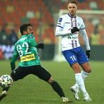 Ekstraklasa: Kontrole policji po meczu w Bielsku-Białej