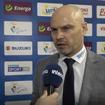 """Ekstraklasa koszykarzy. Kamiński: Trzeba być gotowym za zawody """"ciężkie intelektualnie"""""""