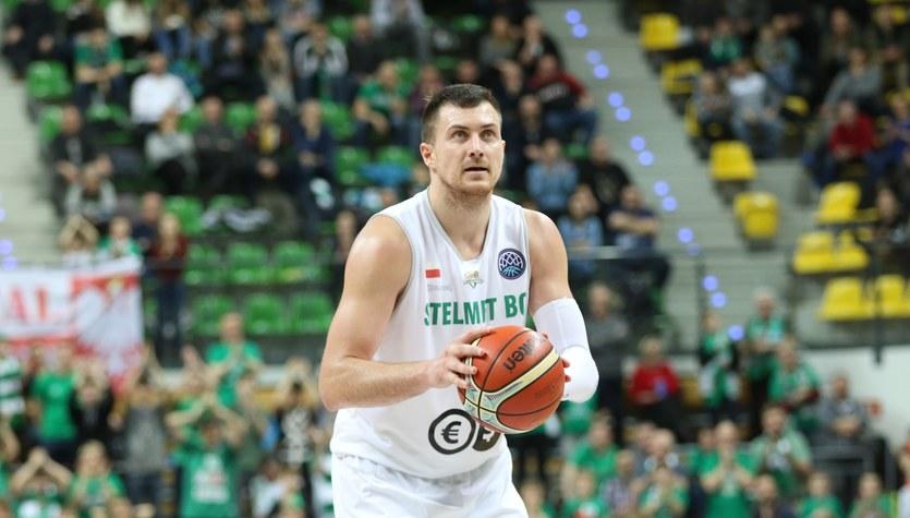 Ekstraklasa koszykarzy: Stelmet Zielona Góra - Rosa Radom 104:97