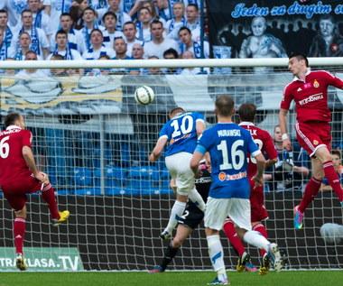 Ekstraklasa: Lech Poznań - Wisła Kraków 1-0