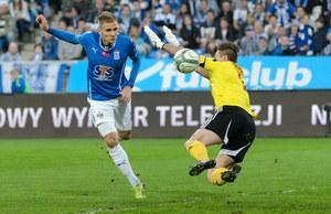 Ekstraklasa: Lech Poznań - Wisła Kraków 3-0