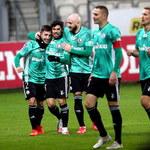Ekstraklasa: Legia pokonała Cracovię