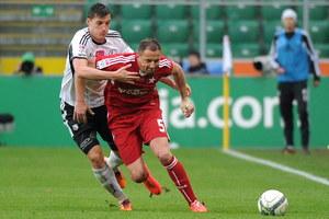 Ekstraklasa: Legia Warszawa - Wisła Kraków 2-2